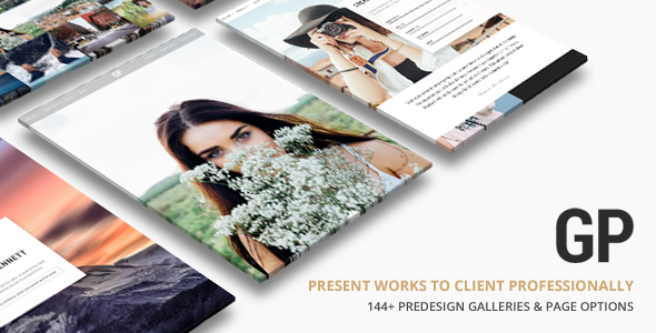 la mejor plantilla wordpress para fotografos - Grand Photography
